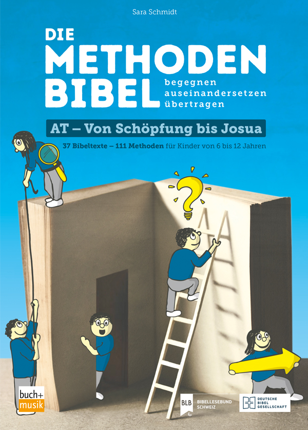 Coverabbildung von Die Methodenbibel Band 1 AT