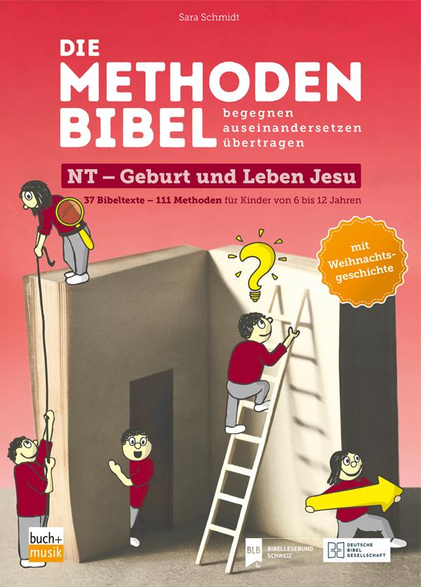 Coverabbildung von Die Methodenbibel Band 2 NT