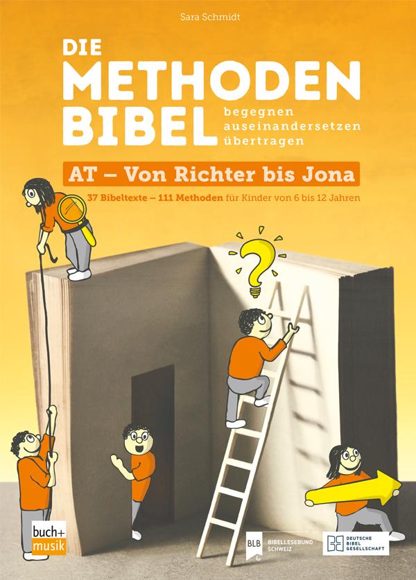Coverabbildung von Die Methodenbibel Band 3 AT